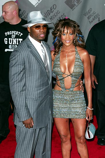 [32] 50 Cent dated actress Vivica