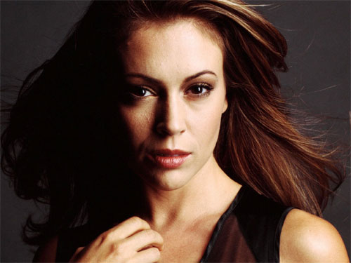 alyssa milano pictures video