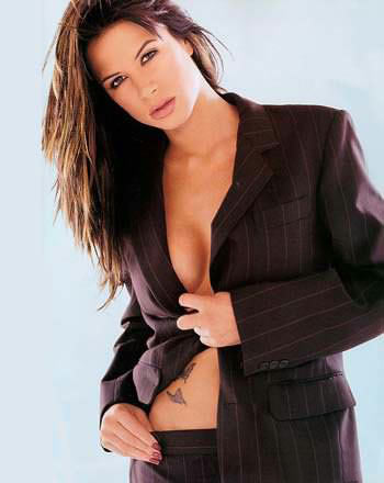 Who is Rhona Mitra?