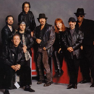 Who is the e street band e street band is considered to have started