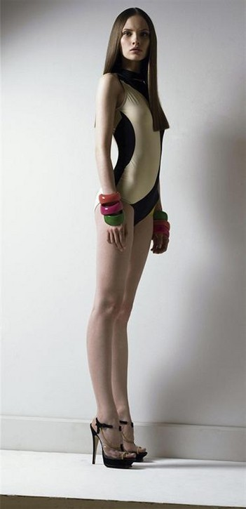 Anorexic Model 9