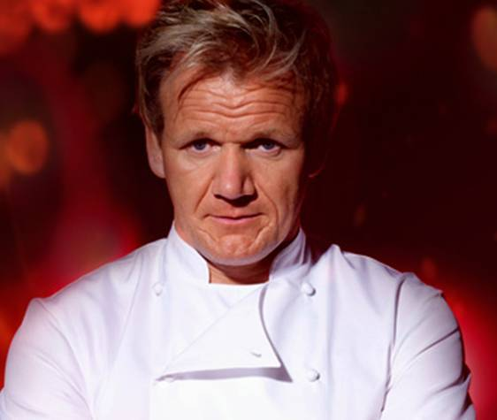 Gordon Ramsay Kitchen Nightmares Failures: Who Is Gordon James Ramsay?