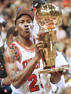 Did you know the only basketball award that Jordan did not ...