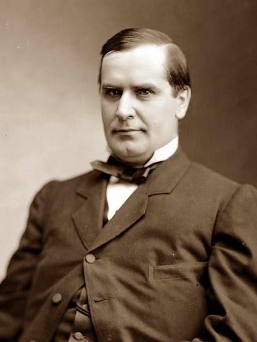william mckinley William mckinley jr (niles (), 29 januari 1843 – buffalo (), 14 september 1901) was de 25e president van de verenigde staten van 1897 tot zijn dood in 1901op 6 september 1901 werd hij slachtoffer van een moordaanslag.